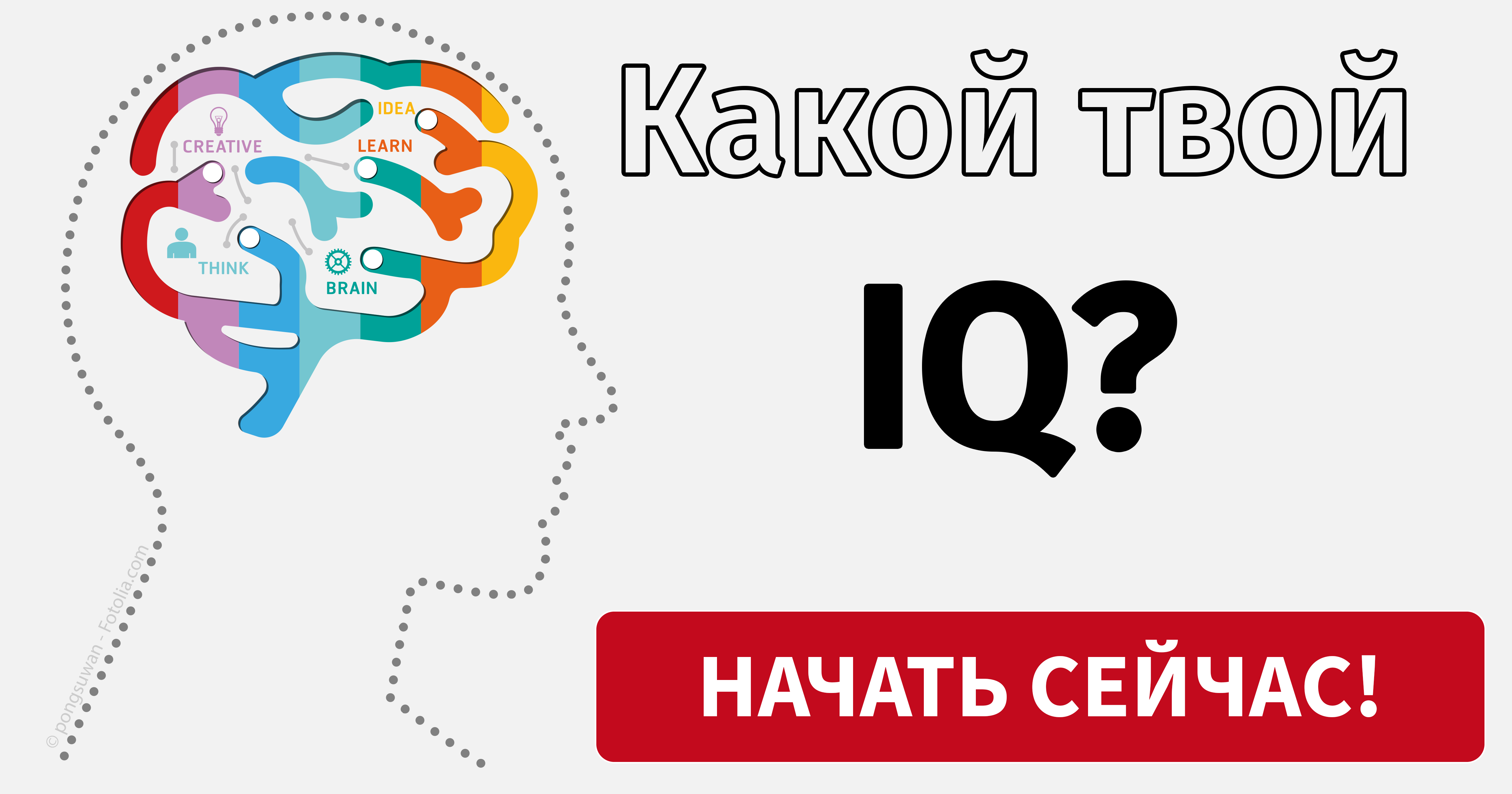 тест онлайн какой уровень интелекта